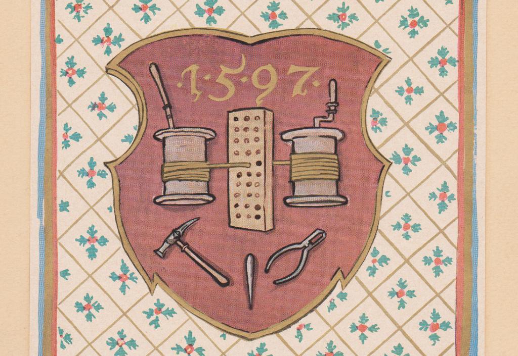 Gründung der »Triberger Drahtmühle« durch Valentin Kammerer